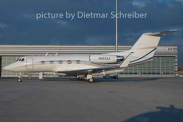 2010-01-04 N865AA Gulfstream 2