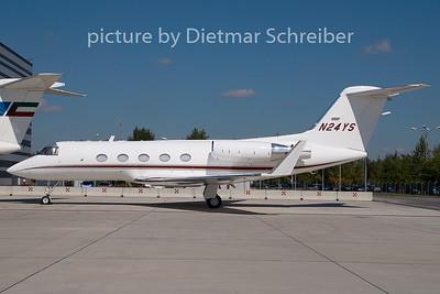 2008-09-09 N24YS Gulfstream 2
