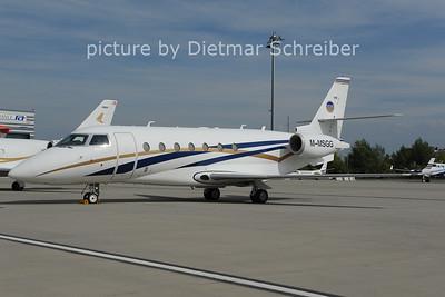 2012-09-27 M-MSGG Gulfstream 200