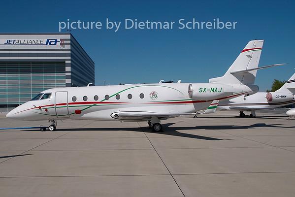 2009-07-27 SX-MAJ Gulfstream 200