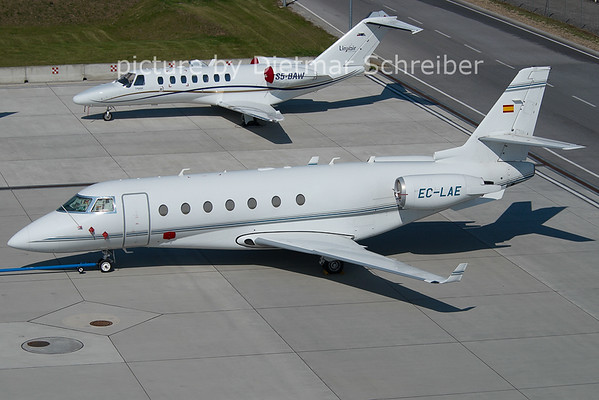 2011-04-21 EC-LAE Gulfstream 200