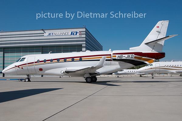 2010-07-04 HB-JKD Gulfstream 200