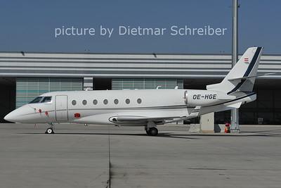 2011-08-24 OE-HGE Gulfstream 200
