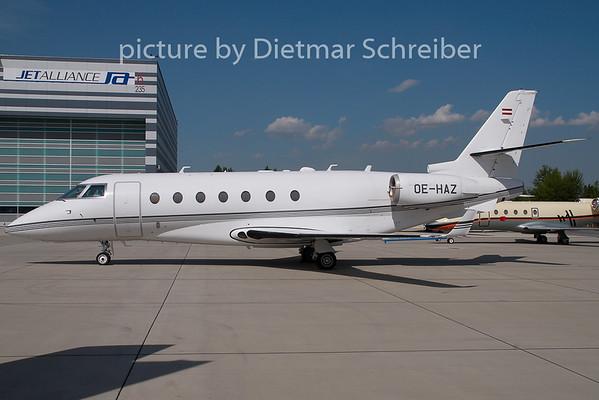 2009-08-17 OE-HAZ Gulfstream 200