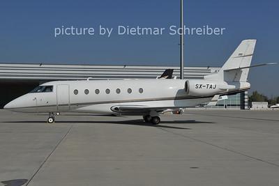 2011-09-27 SX-TAJ Gulfstream 200