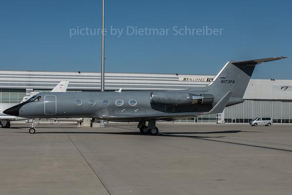 2015-10-02 N173PA Gulfstream 3