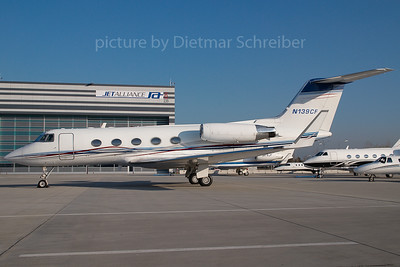 2007-12-05 N139CF Gulfstream 3