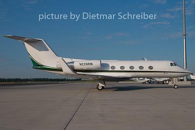 2008-06-19 N226RM Gulfstream 3