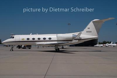 2009-07-17 83-0500 Gulfstream 3 USAF