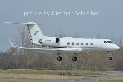 2012-05-12 B-8088 Gulfstream 4 Dearjet