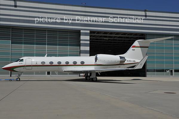2011-06-23 A4O-AB Gulfstream 4 Oman Governemnt