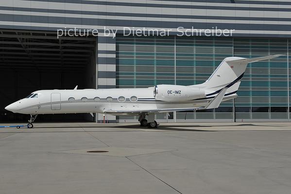 2011-06-13 OE-IMZ Gulfstream 4