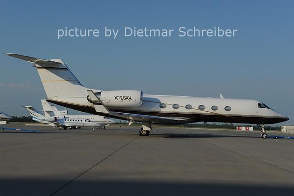2012-05-28 N726RW Gulfstream 4