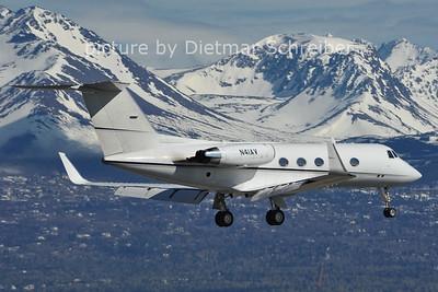 2012-05-14 N41AV Gulfstream 4