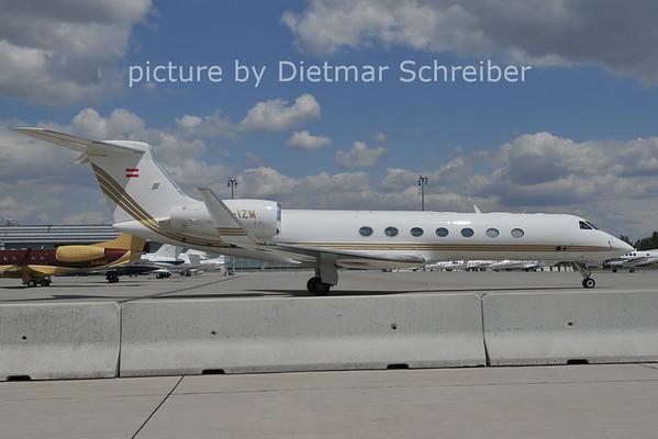 2011-07-01 OE-IZM Gulfstream 5