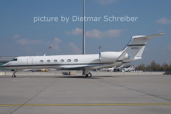 2011-04-05 N721S Gulfstream 5