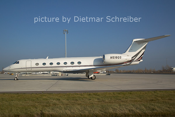 2006-12-01 N518QS Gulfstream 5