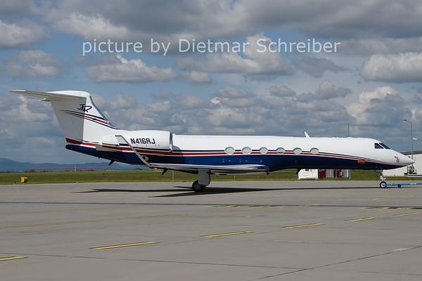 2021-05-29 N416RJ Gulfstream 5
