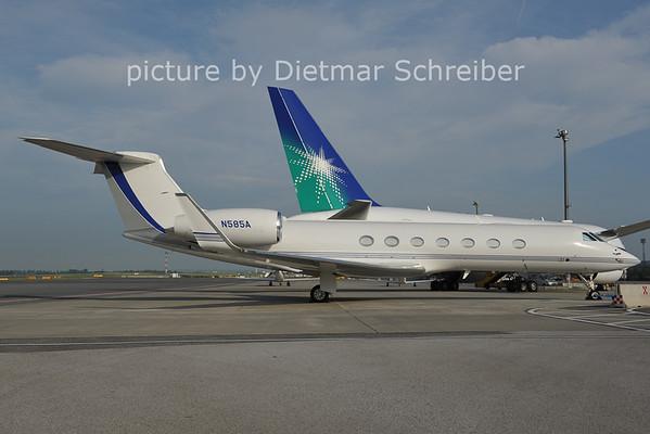 2011-06-06 N585A Gulfstream 5