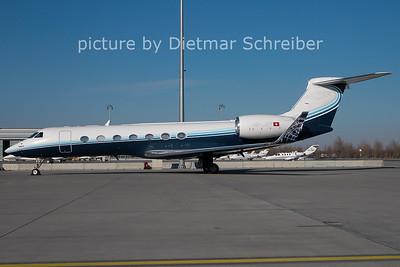 2011-03-08 HB-JEP Gulfstream 5