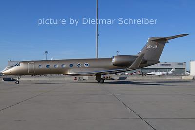 2021-05-09 OE-LIM Gulfstream 5