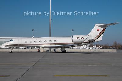 2011-03-07 OE-IZM Gulfstream 5