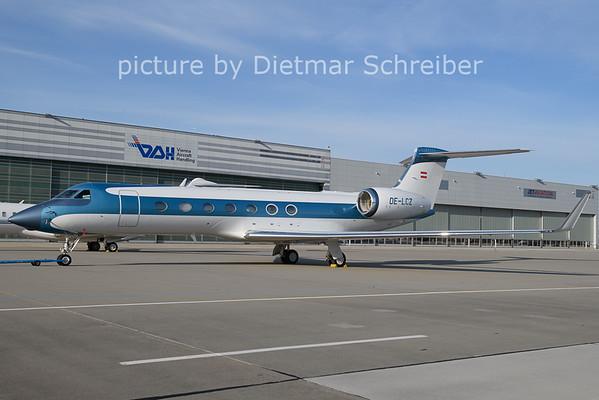 2021-05-14 OE-LCZ Gulfstream 5