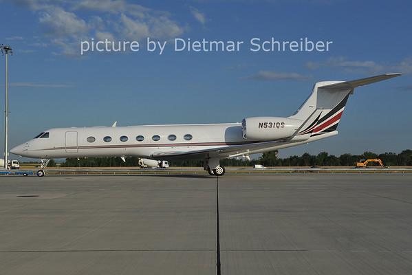 2011-07-01 N531QS Gulfstream 5 Netjets