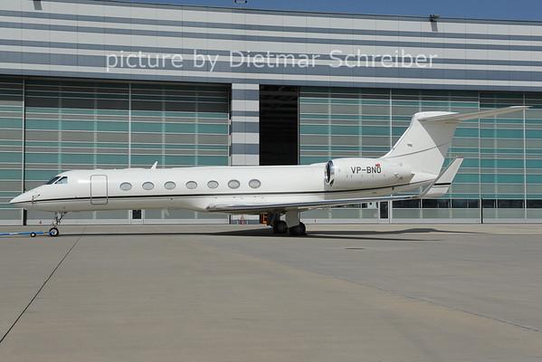 2012-08-22 VP-BNO Gulfstream 5
