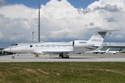 2020-08-19 N500GD Gulfstream 500