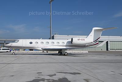 2019-10-21 A7-CGS Gulfstream 500