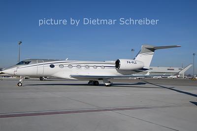 2021-03-07 P4-PLG Gulfstream 500