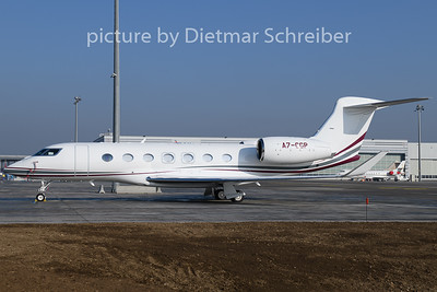 2019-01-21 A7-CGP Gulfstream 500