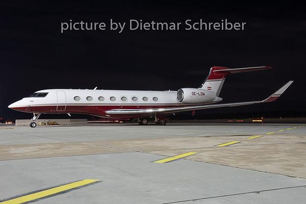 2015-04-02 OE-LZM Gulfstream 650