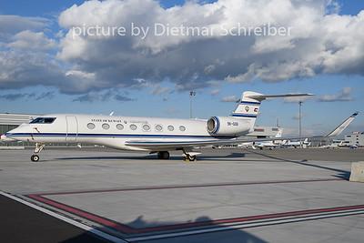 2020-03-04 9K-GGB Gulfstream 650 Kuwait