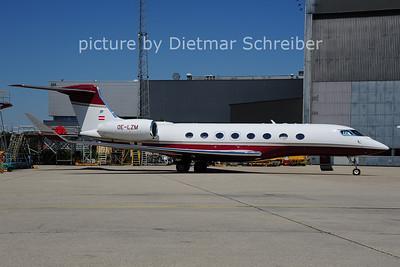 2014-07-04 OE-LZM Gulfstream 650