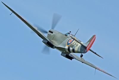 Spitfire HF Mk. IX G-BRSF