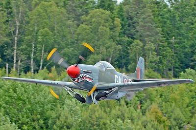 P-51D Mustang G-SHWN