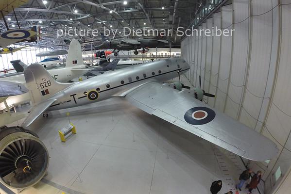 2014-02-23 TG528 Handley Page Hastings Royal Air Force