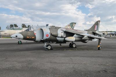 2019-04-27 XV278 Harrier Royal Air Force
