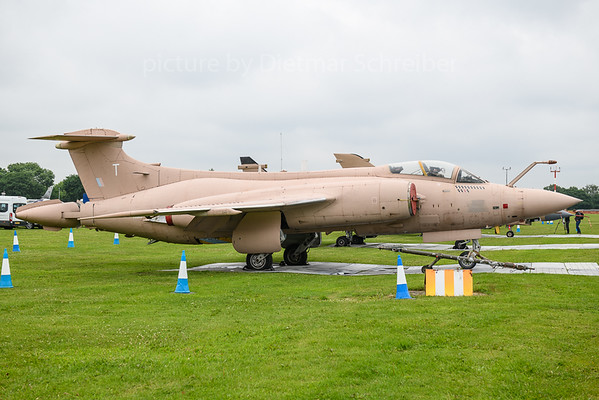2018-06-08 XX889 Buccaneer Royal Air Force