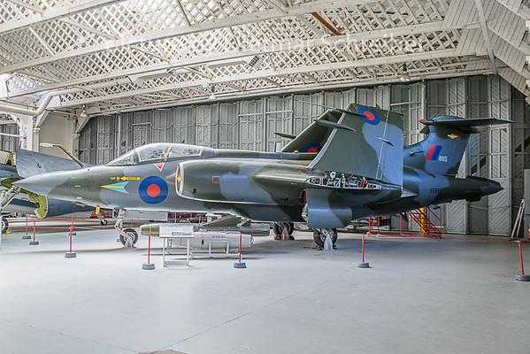 2018-07-02 XV865 Buccaneer RAF