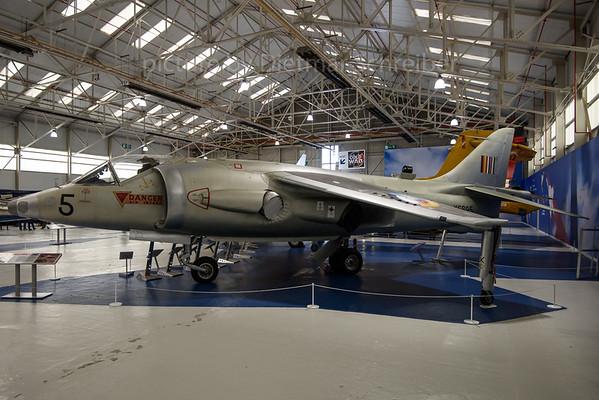 2017-05-01 XS695 Hawker Siddeley XV6 Kestrel