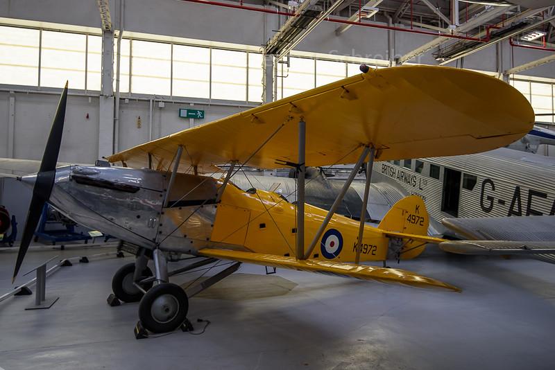 2017-05-01 K4972 Hawker Hart Royal AIr Force