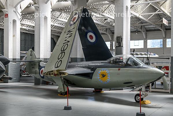 2018-07-02 WM969  Hawker Sea Hawk