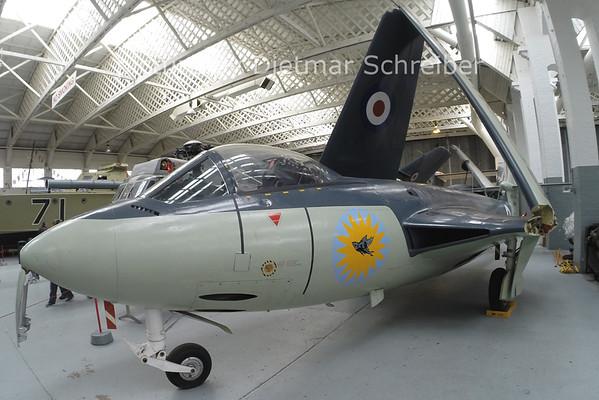 2014-02-23 WM969 Hawker Sea Hawk Royal Air Force