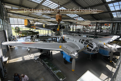2019-07-05 CASA C2.111 (Heinkel 111) Spainish Air Force