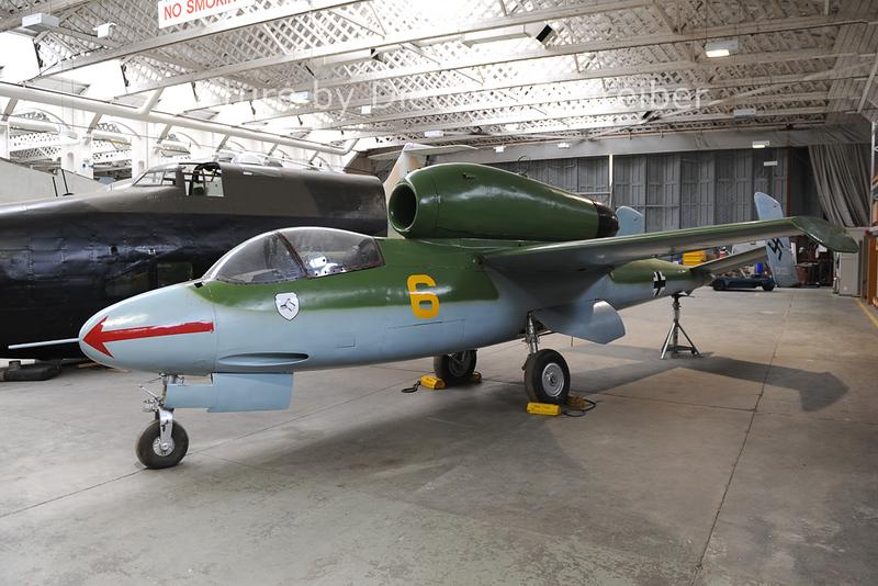 2014-02-23 120235 Heinkel He 162 German Air Force