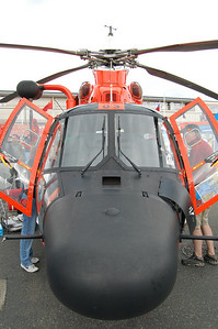 USCG Dolphin Helicopter