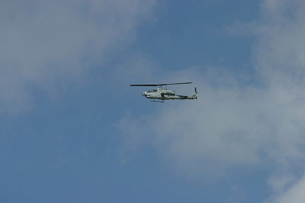 Marine AH-1W Super Cobra Helicopter 20060919